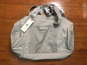 ADIDAS Stella McCartney Round Duffel Bag FP8429 Weekender Gym Bag