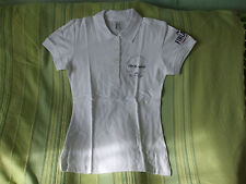 Vodka Finlandia lady T-shirt Size S  advertising new rare unused Bar white