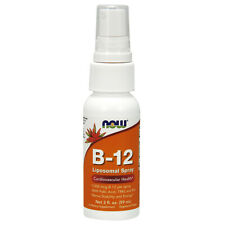 Now Foods B-12 Liposomal Spray 2 fl oz (59 ml)