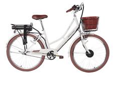 "E-Plus Breeze Ladies Step Through Dutch Style Heritage Electric Bike, 26"" Wheel,"