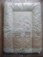WICKELTISCHAUFLAGE WICKELUNTERLAGE ca. 70x50 cm beige -NEU-OVP-