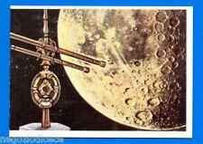 I GRANDI DELLA SCIENZA E DELLA TECNICA Figurina-Sticker n 137 - GALILEO G. -Rec