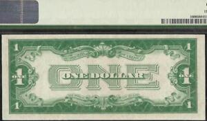 1928 $1 DOLLAR BILL SILVER CERTIFICATE FUNNYBACK NOTE OLD PAPER MONEY PMG 58