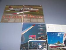 VINTAGE..PIPER PA-28 ARROW..HISTORY/PHOTOS/SPECS/CHARTS....RARE! (741E)
