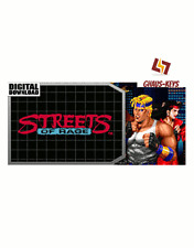 Streets of Rage STEAM KEY PC GAME Codice Download Gioco Global [SPEDIZIONE LAMPO]