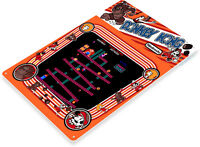 TIN SIGN Donkey Kong Arcade Shop Game Room Marquee Console Metal Décor A329