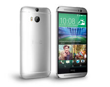 HTC One M8 Silber 16GB LTE Android Smartphone ohne Simlock 5 Zoll Display 13MPX