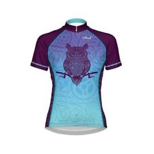 Primal Wear Screech Owl Women's Cycling Jersey Riding Wicking Shirt SCR1J60W
