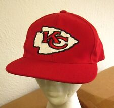 KANSAS CITY CHIEFS football hat American Needle embroidered wool cap NFL w/ tag