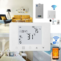 Wireless Thermostat Wifi Termostato Central Heating Boiler Underfloor Heating