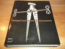 Book. Antique Tools and Instruments from the Nessi Collection. 1st 2004 HB.