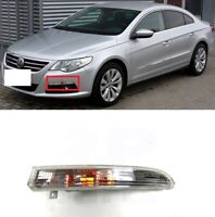 FOR VW PASSAT CC 2008 - 2012 NEW FRONT BUMPER SIDE INDICATOR REPEATER LEFT N/S