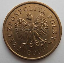 Polonia 5 GROSZY 2000