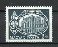 20450) Hungary 1967 MNH New Law And Justice
