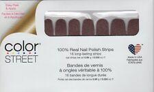 CS Nail Color Strips Sahara Jewel 100% Nail Polish - USA Made!