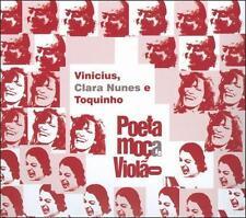 Poeta, Mo‡a E Violao [Digipak] * by Clara Nunes/Toquinho/Vin¡cius de Moraes...
