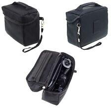 Travel Bag Case For Garmin Dezl 580 Nuvi 57 58 Sat Nav Accessory Storage