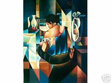 Mother Feeding Child 18x24 Art Philippines Oil Painting myasianart