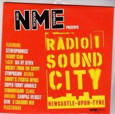 (EE802) NME - 1998 - Radio 1 Sound City, 16 tracks various artists - 1998 NME CD