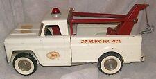 Vintage Structo Metal Wrecker Truck
