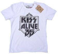 AMPLIFIED Official KISS ALIVE 35 Rock Star ViP Club Vintage T-Shirt XL/XXL 56/58