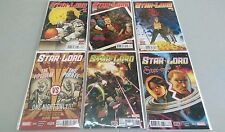 Marvel STAR-LORD #1-6 (2016) 1 2 3 4 5 6 + DIGITAL; Humphries, 1st Prints VF+/NM