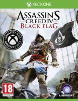 Assassin's Creed IV 4 Negro Flag Greatesthits Xbox One Ubisoft