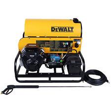 DeWalt Professional 3600 PSI (Gas - Hot Water) Belt-Drive Pressure Washer w/ ...