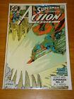 ACTION COMICS #646 DC NEAR MINT CONDITION SUPERMAN OCTOBER 1989