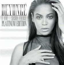 Beyonce I Am ... Sasha Fierce Platinum Edition CD European Sony 2009 20 Track