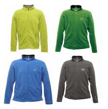 Regatta Mens Full Zip Fleece Jacket Adamsville & Fairview Lightweight Coat