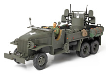 Forces of Valor - GMC® 2.5 TON CARGO TRUCK WITH 4x0.5 AA MACHINE GUN 1:32