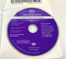Genuine DELL Windows 10 Pro 64bit OS Restore DVD