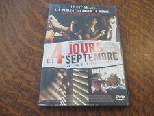 dvd 4 jours en septembre un film de bruno barreto