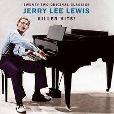 Jerry Lee Lewis - Killer Hits! (2018)  CD  NEW  SPEEDYPOST