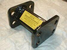 Motorbike Rack Towbar Spacer 170mm  Ideal for  Flange Towbars & Dave Cooper Rack
