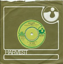 Roy Wood:Dear Elaine/Songs of praise:UK Harvest:1972