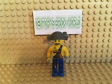 LEGO® Figur Minifig Pirates Captain Kragg #4j015 Juniors 7074 7072