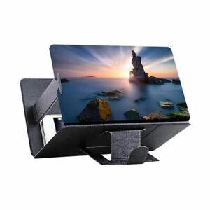 Desk Container Global Phone Screen Magnifier Video Amplifier Projector Bracket