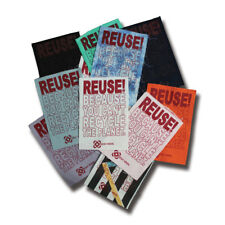 REUSE! Because You Can't Recycle The Planet Patch Set by STAY VOCAL Eco Friendly