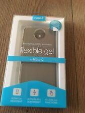Case It Flexible Gel Clear Case For Moto C