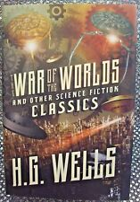 THE WAR OF THE WORLDS AND OTHER SCIENCE FICTION CLASSICS ~ H. G. WELLS - NEW!