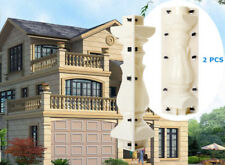 40cm Roman Column Railing Concrete Plaster Cement Casting Mould Balustrades