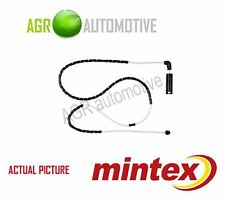 MINTEX REAR BRAKE PAD WEAR SENSOR WARNING INDICATOR GENUINE QUALITY - MWI0248