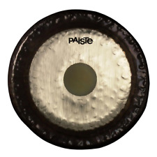 More details for paiste symphonic gong - with paiste logo