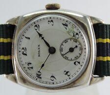 ROLEX - Oyster  Vintage / Handaufzug / 925er Silber