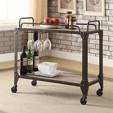 Bar U0026 Serving Cart