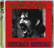 Chunga's Revenge [Audio CD] Frank Zappa