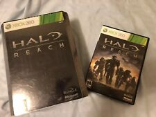 Halo Reach Limited Edition Xbox 360 Complete