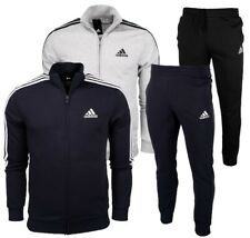 Adidas Herren Essenttials Trainingsanzüg Fitness Sport Fussball